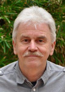Auf diesem Foto sehen Sie Prof. Dr. Manfred Frasch.